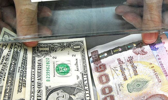 Long Term Forecast Against Thai Baht