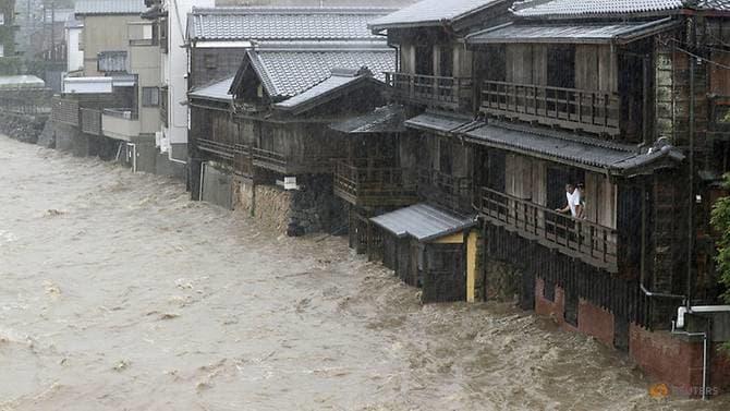 Typhoon Hagibis wreaks HAVOC in Japan