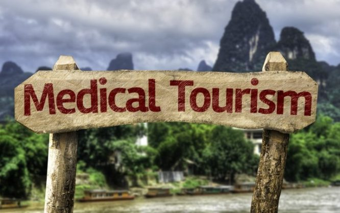 Asia leads the WORLD in MEDICAL TOURISM